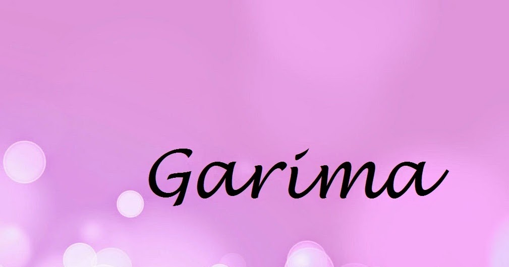 Pictures with name Garima